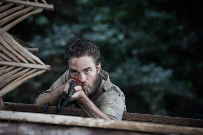 Robert Pattinson Z Ciudad Perdida